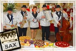 SAX to świetny zespół na wesela, imprezy firmowe, biesiady