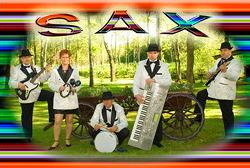 SAX na weselu, to muzyka na żywo, kultura osobista, gustowny wygląd