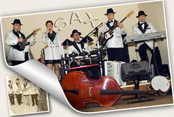 Zespołu muzyczny SAX oferuje ponad 4000 utworów, które może Wam zagrać na weselu, biesiadzie lub innej imprezie